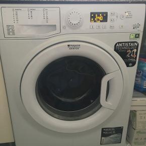 7 kg. Vaskemaskine til billige penge  Fejler ingenting, sælger da vi har fået en ny. Og den skal bare væk.  Skriv hvis nogle er intresseret.
