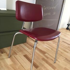Flot retro stol i god stand