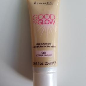 Rimmel Good to Glow highlighter 25 ml i farven 001 Notting Hill Glow