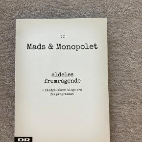Mads og monopolet bog.