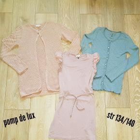 Tøj pakker fra pomp de lux  til pige str 134/140.