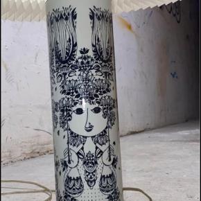 Unik Bjørn Wiinblad lampe