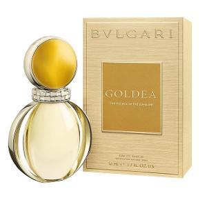 Bvlgari Goldea Eau De Parfum 15ml Mini  Mistet prop og uden æske     Mængderabat udbydes