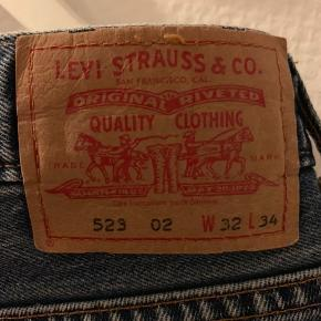 Secondhand Levi's shorts.