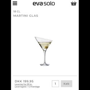 Prisen er for 2 glas