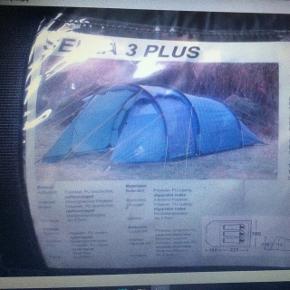 FjellSport Norge, SELLA 3 plus telt sælges. Tremannstælt som har vært pent brugt en håndfuld ganger. Evt. Giv bud.