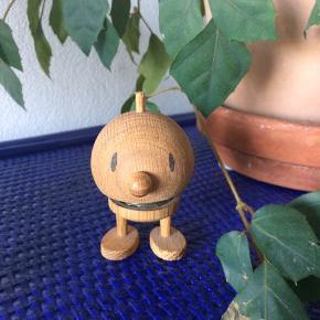 🍁Hoptimist af egetræ.  🍁7 cm (den lille model).