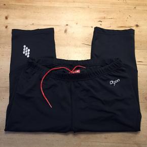 Flotte korte Ozon dame træningsbukser i str L.  Kom med et bud - sælger også andet sportstøj
