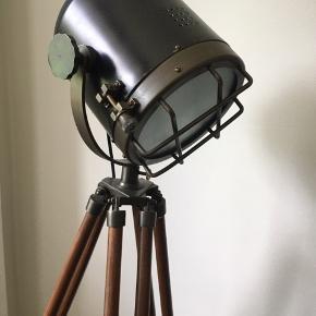 Vintage foto lampe