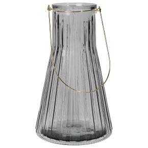 Sælger denne Broste Copenhagen glas lanterne. Aldrig brugt. Stadig med mærke.   75 kroner i en hurtig handel!