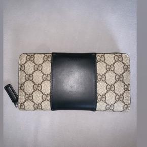Zip around Wallet fra Gucci.  Kan ikke fås herhjemme i dk.  Limited edition  Kom med et bud