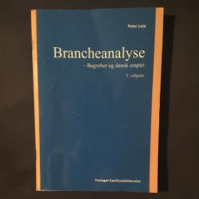 Brancheanalyse - begreber og dansk empiri, 3. Udgave   BYD