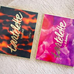 Tarte Toasted and InBloom Palette 🎨  Purchased at Tarte's official website.  Price per both of them. Possibility of buying one ☺️ 250 is a price per one ☝️  New price per one: 350 DKK at Sephora.dk 👸🏼