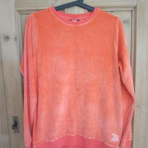 molo velour lækker sweat shirt Farve: Orange
