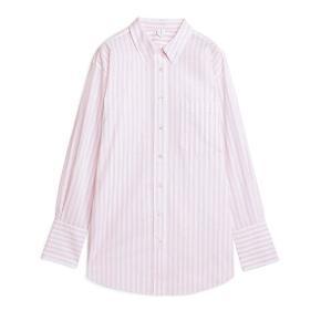 Oversized skjorte i 100% bomuld. Bytter ikke.