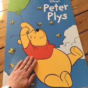 Stor Peter plys papbog -fast pris -køb 4 annoncer og den billigste er gratis - kan afhentes på Mimersgade 111 - sender gerne hvis du betaler Porto - mødes ikke andre steder  - bytter ikke