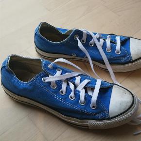 Varetype: Sko Farve: Blå  Måler 24,5 cm indvendigt