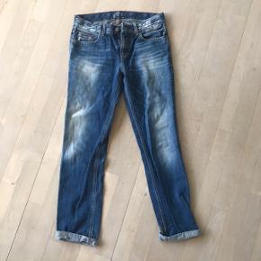 Tommy Hilfiger jeans str 14 år / 164 cm - brugt af mig (voksen) str 36-38 /173 cm  Sidder supergodt og er meget bløde ..