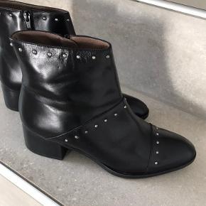 Wonders støvler