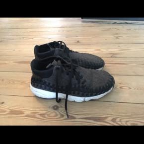 Nike air footscape woven chukka - i uld lignende materiale - fejler intet - er yderst behagelige at have på.