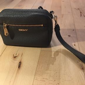 DKNY Grey Crossbody Taske