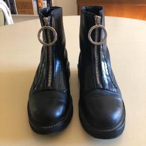 Lækre støvler fra Mango 🌿 Str. 38 (normal i str)