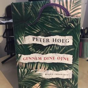 """Bogen """"Gennem Dine Øjne"""" af Peter Høge  - Købt hos Saxo"""
