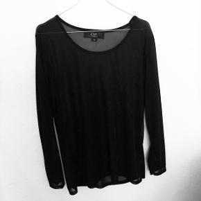 Zay mesh bluse  størrelse: M   pris: 100 kr   fragt: 37 kr