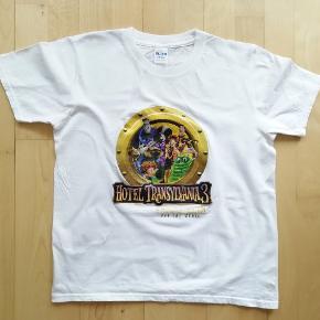 Hvid T-shirt med korte ærmer Kortærmet t-shirt med motiv fra filmen Hotel Transylvania 3 A Monster Vacation