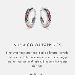 Månesten nubia hoops🤍