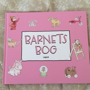 Sælger denne Barnets Bog, helt ny aldrig taget i brug, da jeg fik to.