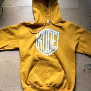 Rude sweater