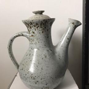 Smuk kaffe/te kande 🌱  Stentøj keramik