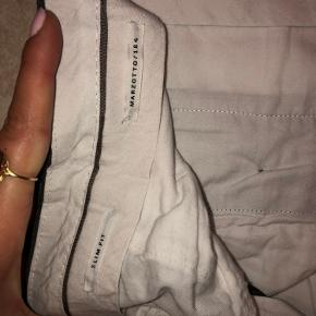 Habit bukser fra arket str 46, slim fit