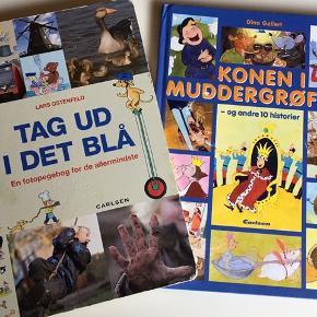 Samtalebog og bog med 11 korte historier