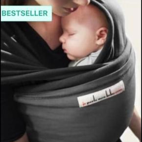 Je porto mon bebe stræk vikle. Fejler intet. Brugt til en baby.  Vasket i neutral og klar til ny baby og fra dyrefrit hjem