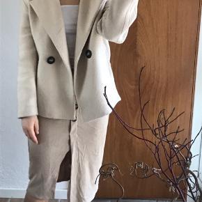 Fin mango frakke / jakke
