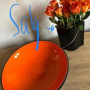 Hoganas vase - meget enkel og smuk