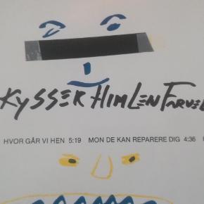Lars H U G: Kysser Himlen Farvel The Simcess: The House Samlet 40 kr Per stk. 25 kr