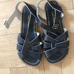 Helt nye saltwater sandaler - brugt 1 gang