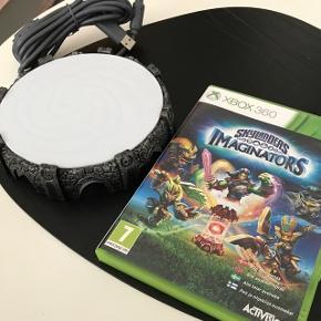 Skylanders imaginators inkl portal til Xbox.Nyt, spil stadig pakket ind.
