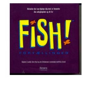 FISH! FORTæLLINGER beskriver fire meget forskellige virksomheder, der alle har implementeret FISH! Filosofien. Bogen fortæller, hvordan de har båret sig ad med at ændre deres arbejdsplads til et fantastisk sted at være.  FISH! FORTæLLINGER er en opfølgning til den berømte bog FISH!, om det berømte Pike Place fiskemarked, hvor medarbejderne med deres meget positive indstilling til arbejdet og kunderne har skabt en verdensomspændende succes.  På Pike Place fiskemarked kaster medarbejderne med fisk, bogen handler om, hvad medarbejdere kan finde at kan kaste med - så deres arbejdsplads bliver et sjovere sted at arbejde. I overført forstand betyder det, at medarbejderne skal ændre deres indstilling til arbejdet.  Bogen viser, hvordan virksomheden og medarbejderne kan ændre deres indstilling både på arbejde og i livet.  Brugtpris på Saxo.dk kr. 134.  KØB FLERE AF MINE BØGER OG FÅ RABAT