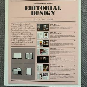Editorial Design 50 kr.