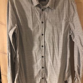 Blend skjorte