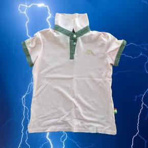 Mega fin Kappa polo, den er en smule mere lyserød i virkeligheden 🎀 Børnestr XL svarer til Xs/s.   ❌ læs min shop beskrivelse ❌