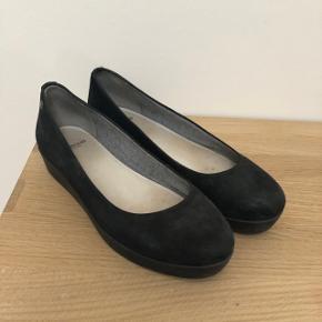 Vagabond sko, brugt nogle gange, men stadig i fin stand. Str. 37