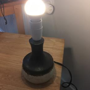 Fin antik lampe som virker upåklageligt. Byd!