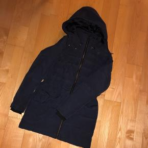 Nary blå Modström jakke Helt ny, stadig med prismærke Afhentes 8000 Aarhus C  Sendes med Dao for 45k