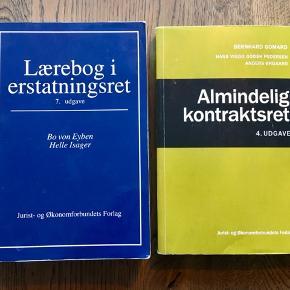 Studiebøger til jura eller erhvervsjura