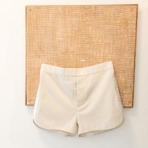 Acne studios beige shorts
